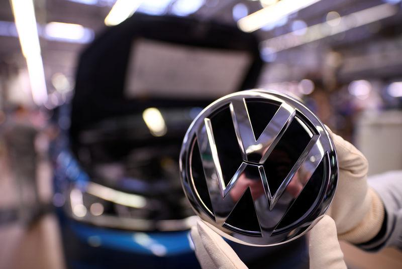 U.S. judge questions SEC on delay in filing Volkswagen suit