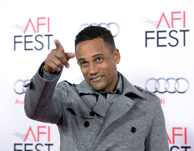 © Reuters. FILE PHOTO: Hill Harper pictured at the AFI Fest 2015 in Hollywood