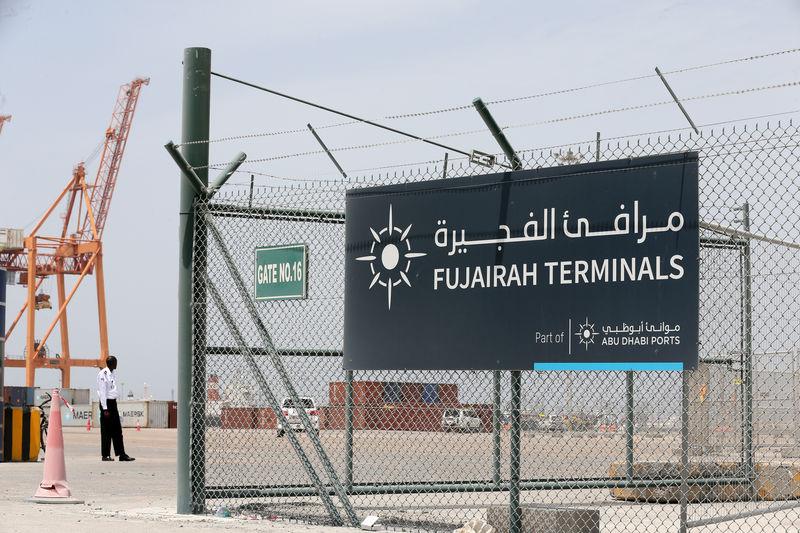 © Reuters. تحليل-الهجوم على ناقلات قرب الإمارات يكشف نقاط ضعف في أمن الخليج