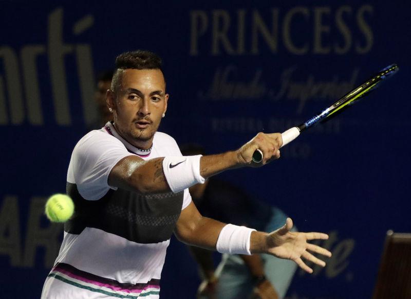 © Reuters. ATP 500 - Acapulco Open