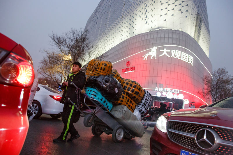 In China's heartland, once-flush shoppers turn cautious