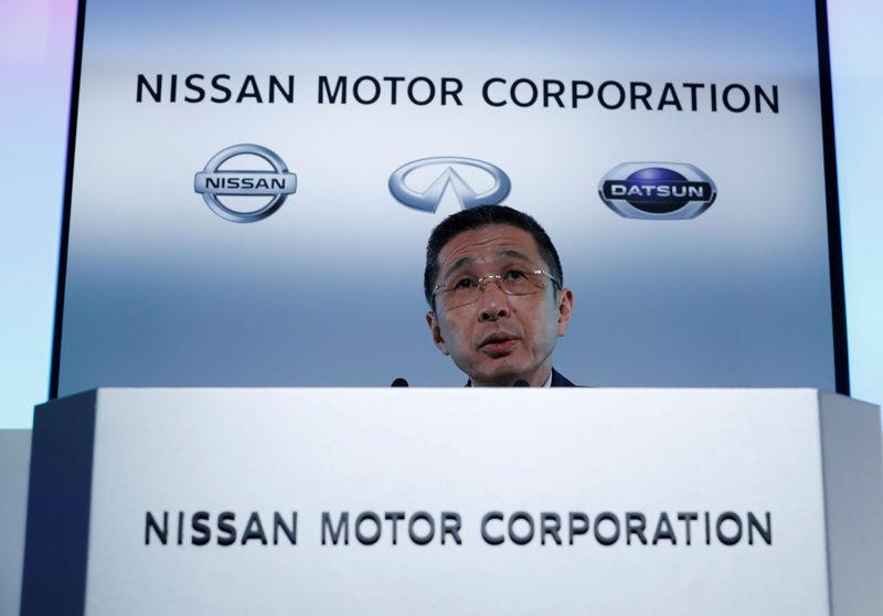 Nissan retains Saikawa as CEO, in likely rebuff of Renault