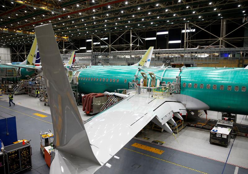 Luftfahrtaufseher beraten nächste Woche über Boeing 737 MAX