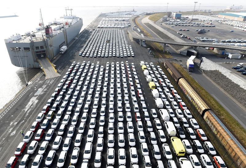Absatz von Volkswagen weltweit im Rückwärtsgang