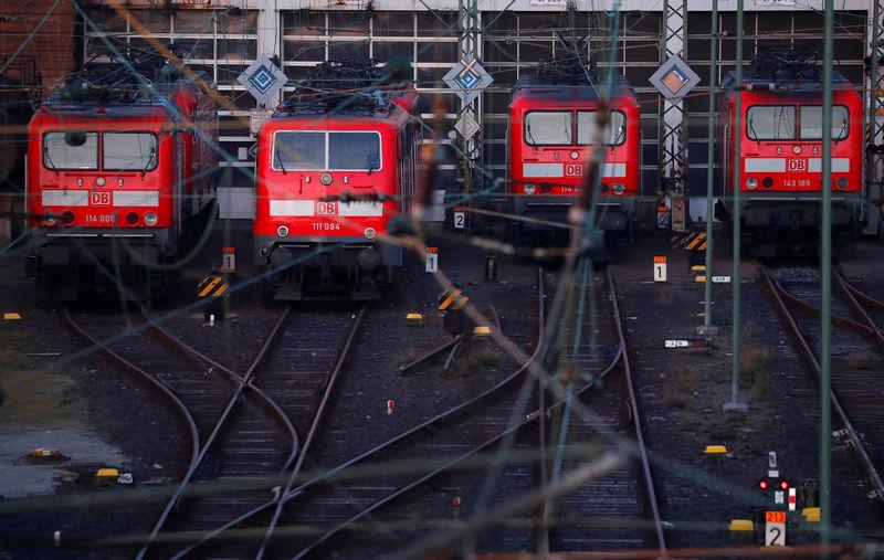 Koalitionskreise - Bund gibt 52 Milliarden Euro für Schienen-Netz