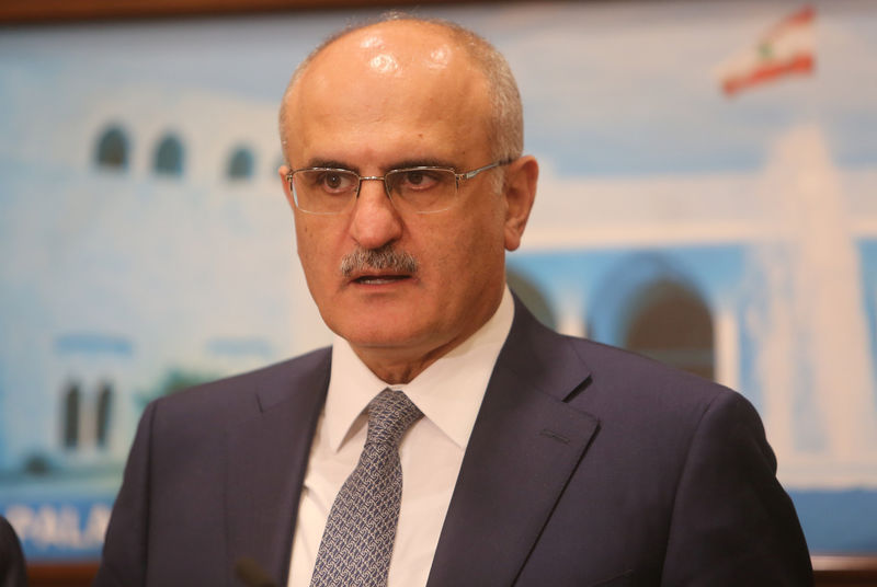 Lebanese budget deficit will be below 9% of GDP: finance minister