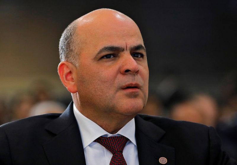 © Reuters. وزير النفط الفنزويلي يقول اقتصاد بلاده ونفطها تحت الحصار الأمريكي