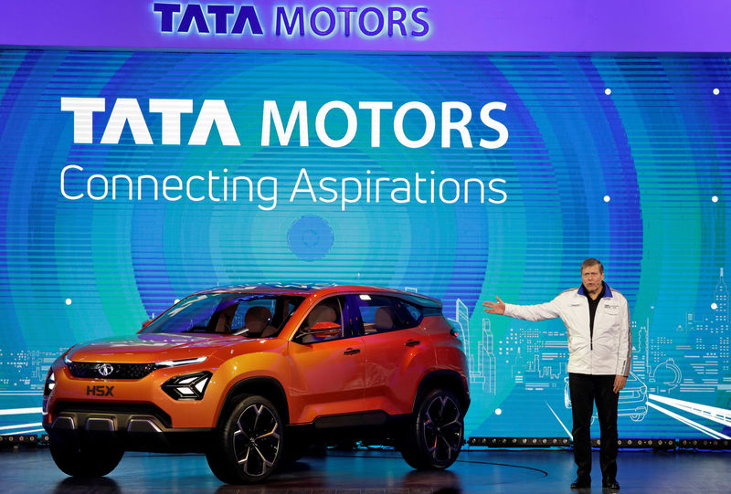 Tata Motors sees JLR back in profit this year as China sales recover