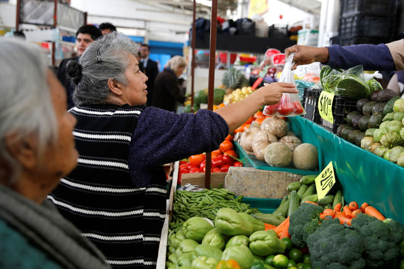 Mexico inflation seen rising to 4.48% in first half of May: Reuters poll