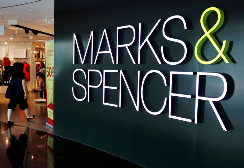 Marks & Spencer shows pain of turnaround plan with 10% profit fall