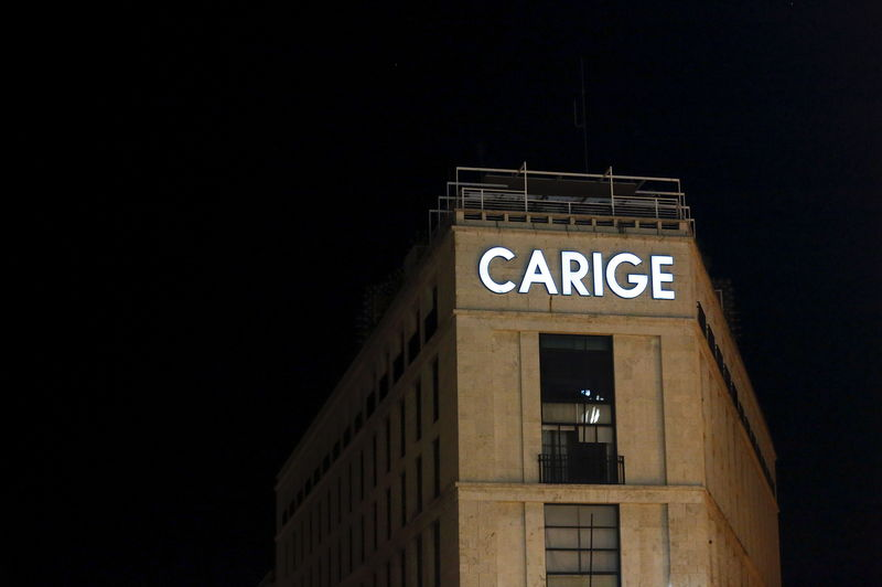 Exclusive: Europe's bank supervisors want Carige closed if no buyer found: sources