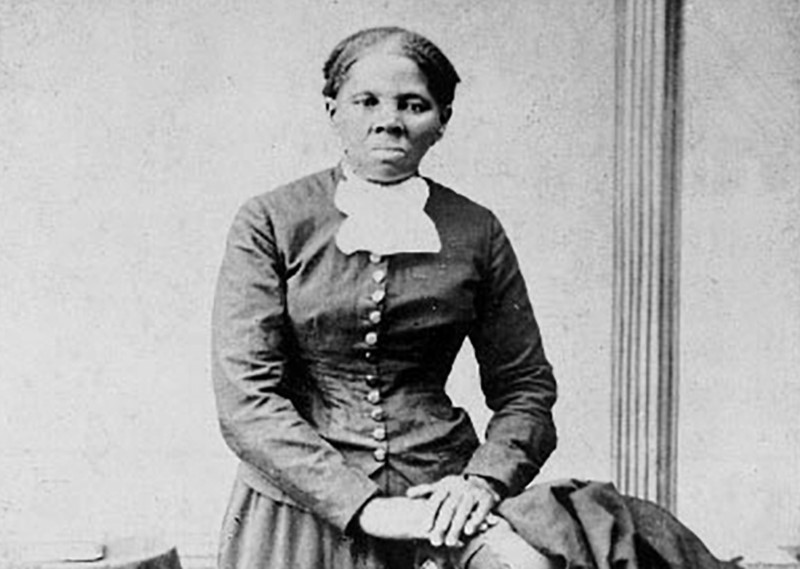 © Reuters. Anti-slavery crusader Harriet Tubman is seen in a picture from the Library of Congress