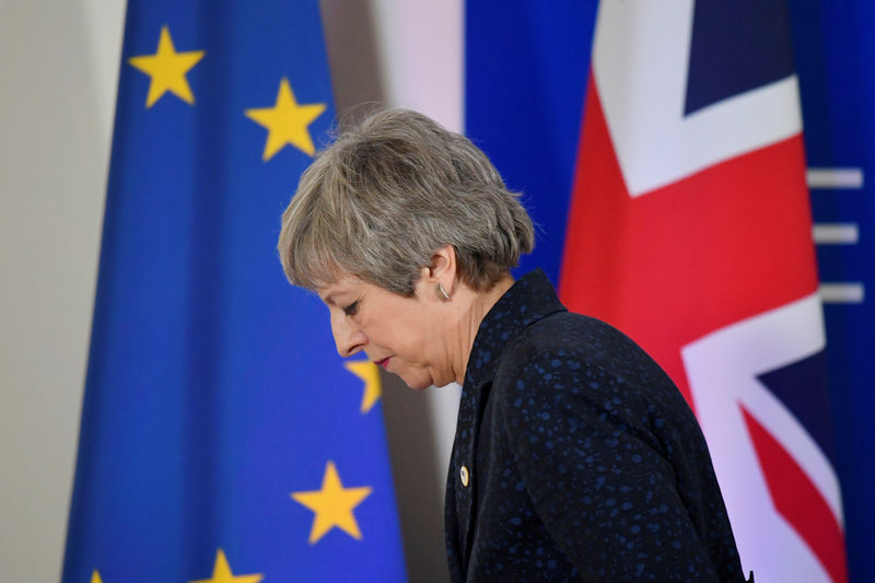 May expected to announce on Friday that she will quit - The Times