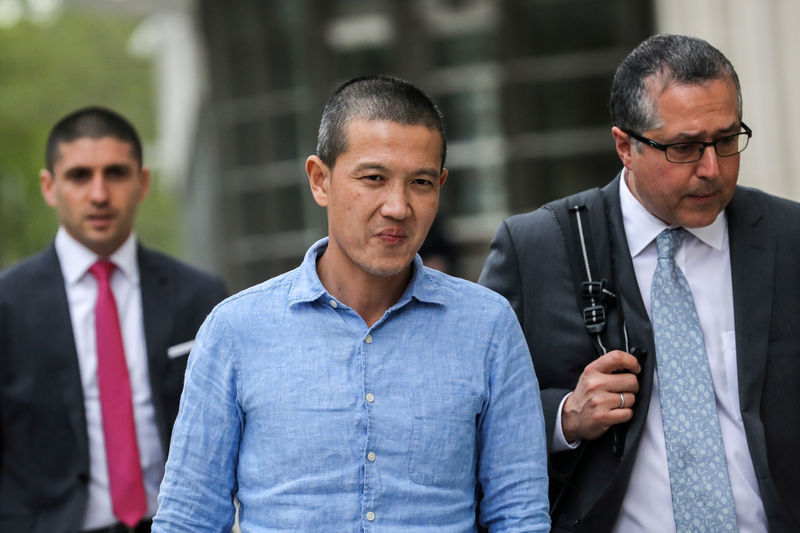 U.S. starts giving documents to lawyers of ex-Goldman banker Ng in 1MDB case