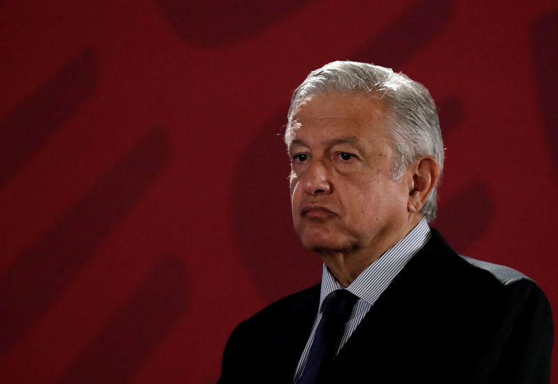 In blow to Mexico's president, economy contracts in first quarter