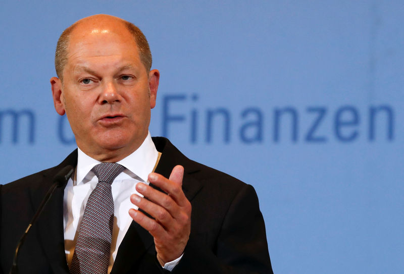 German FinMin ready to levy financial transaction tax without peers - Spiegel