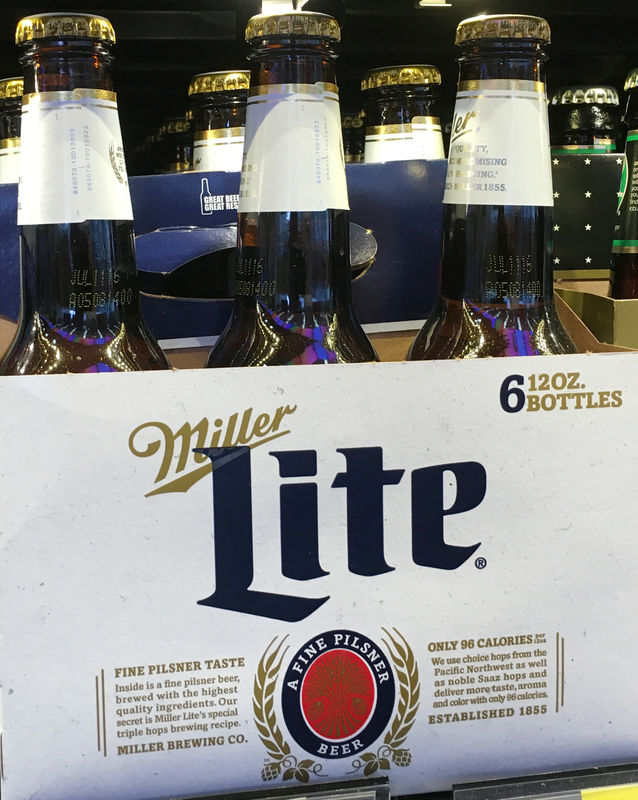 U.S. court rules in favour of MillerCoors in a sour fight with rival Bud Light