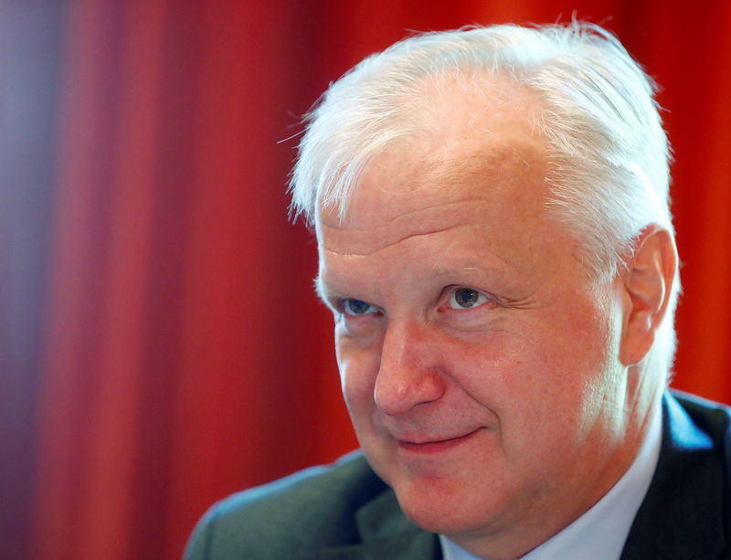 ECB hopeful Rehn lays out challenges facing Draghi successor