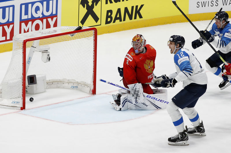 Ice Hockey Canada And Finland Reach World Championship Final By Reuters
