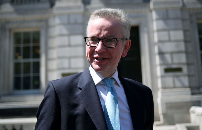 Environment secretary Gove joins race to replace May as prime minister - Sky
