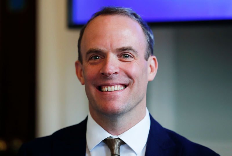 UK must be ready to leave EU without a deal: leadership contender Raab