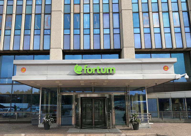 Uniper chairman calls for signal from Fortum to resolve dispute