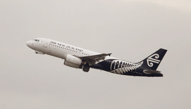 Air New Zealand orders eight Boeing 787 jets for long-haul flights