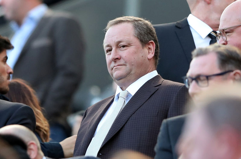 Mike Ashley to sell Newcastle to Arab billionaire for $445 million - The Sun