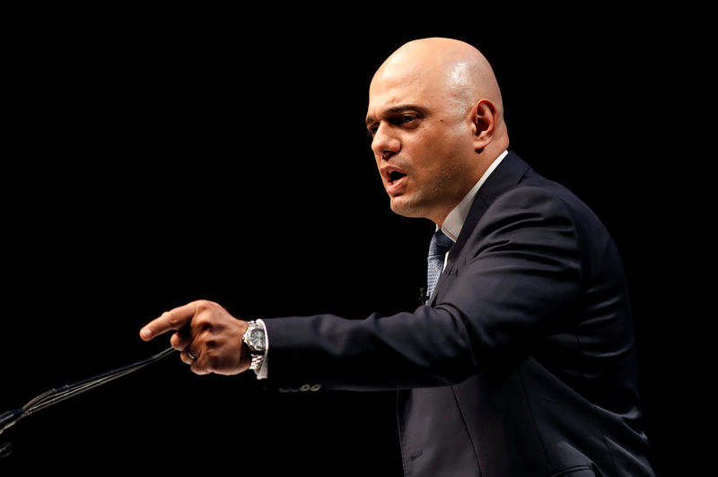 Sajid Javid says EU election result 'hugely disappointing'
