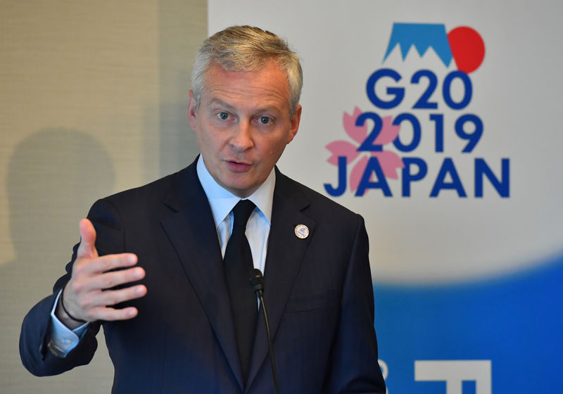 France's Le Maire says 'essential' to bolster Renault-Nissan alliance