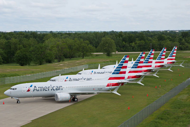American Airlines extends Boeing 737 MAX cancellations through September 3