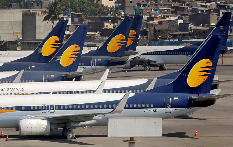India minister says confident Jet Airways' problems will be solved
