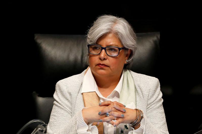 © Reuters. وزيرة: المكسيك جاهزة للرد بالمثل إذا فرضت الولايات المتحدة رسوما جمركية