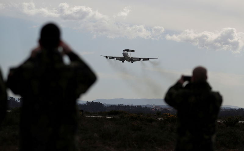 NATO faces big bill if it does not pick AWACS successor soon - officials
