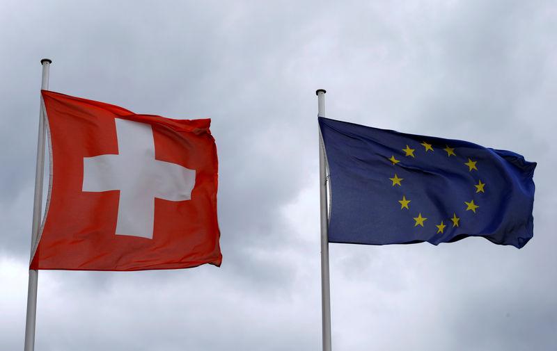 Deadline looms for agreement on Swiss-EU ties