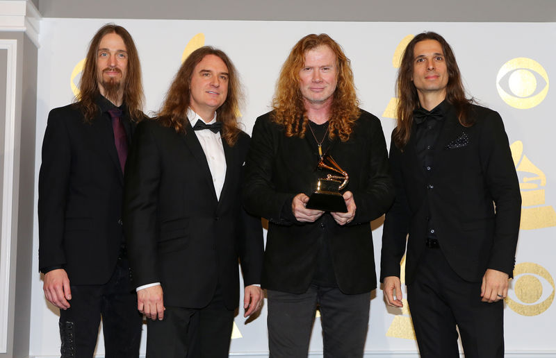 Megadeth's Dave Mustaine diagnosed with throat cancer; band cancels 2019 shows