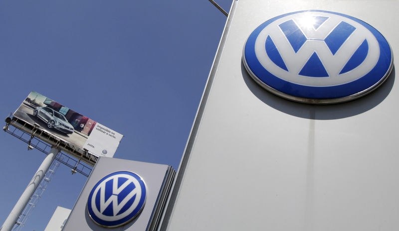 Volkswagen aims to boost in-house software development to 60% by 2025