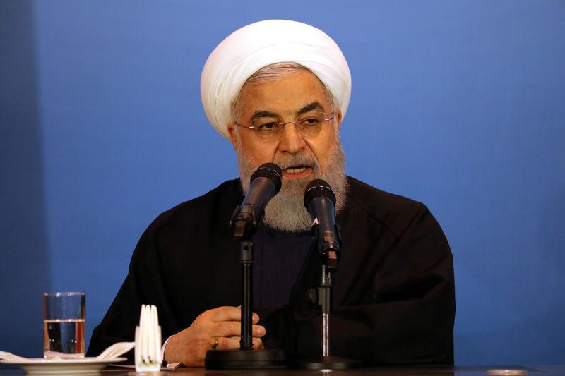 Iran says it won't wage war, Russia tells U.S. to stop stoking tensions