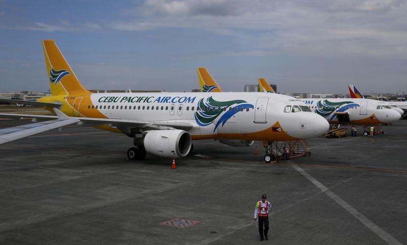 Airbus bags Cebu Air deal as salesmen struggle at Paris Airshow