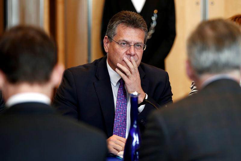 EU Commission sees lack of progress on EU-Swiss partnership talks