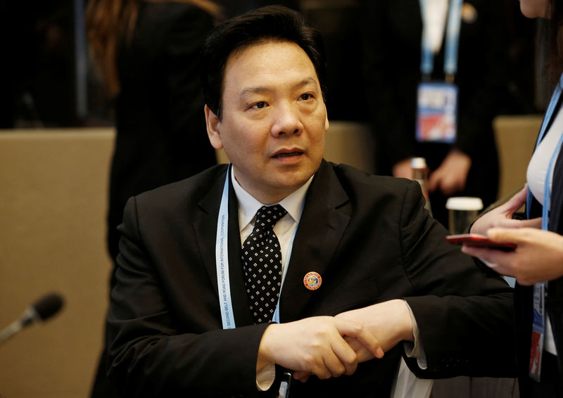 China PBOC's Chen: markets to play a more 'decisive role' in exchange rate