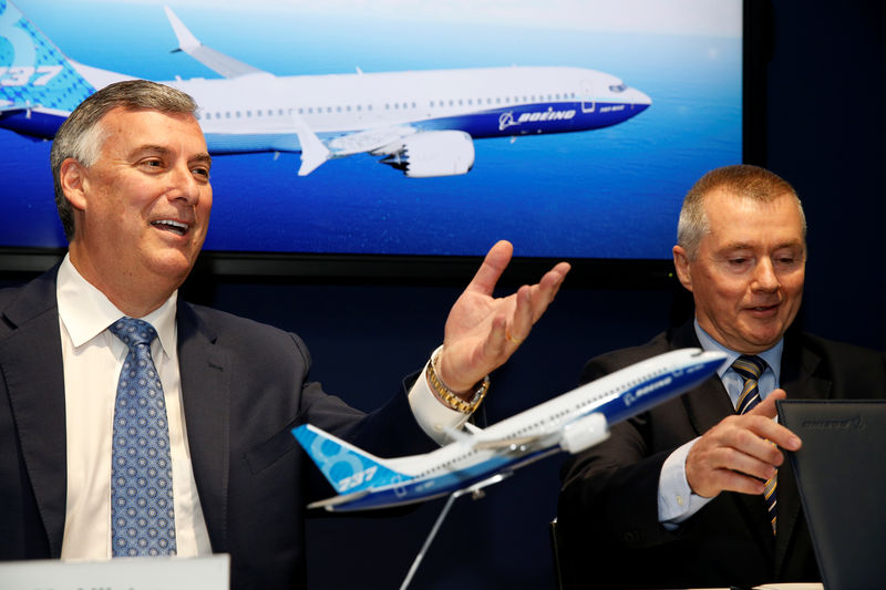 Boost for Boeing as BA owner backs grounded jet with 200-plane order