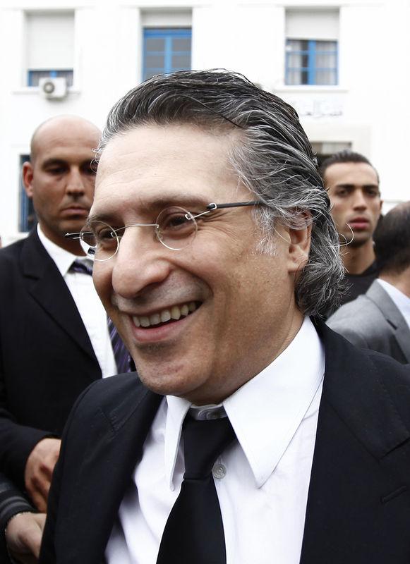 © Reuters. البرلمان التونسي يوافق على قانون يقصي مرشحا بارزا من انتخابات الرئاسة هذا العام