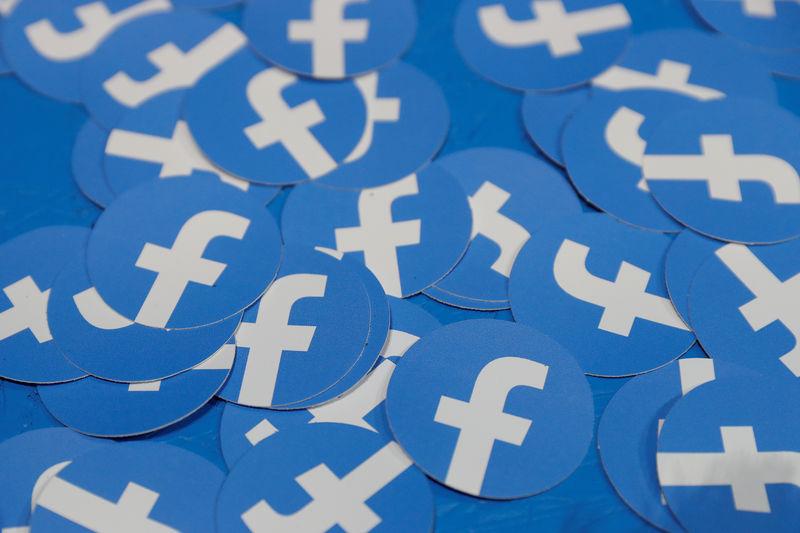© Reuters. فيسبوك تكشف عن عملة مشفرة جديدة