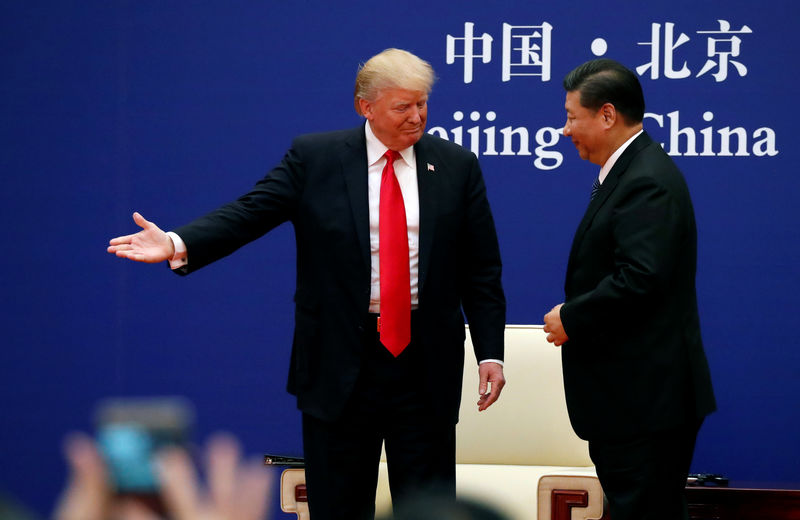 Resultado de imagem para Quem perde e quem ganha na guerra comercial de Trump com a China