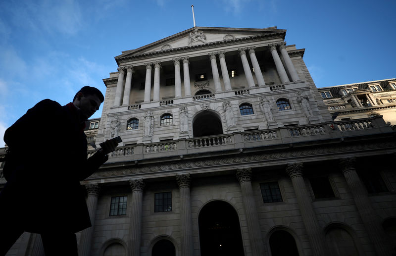 Bank of England to plow lone furrow with rate hike message