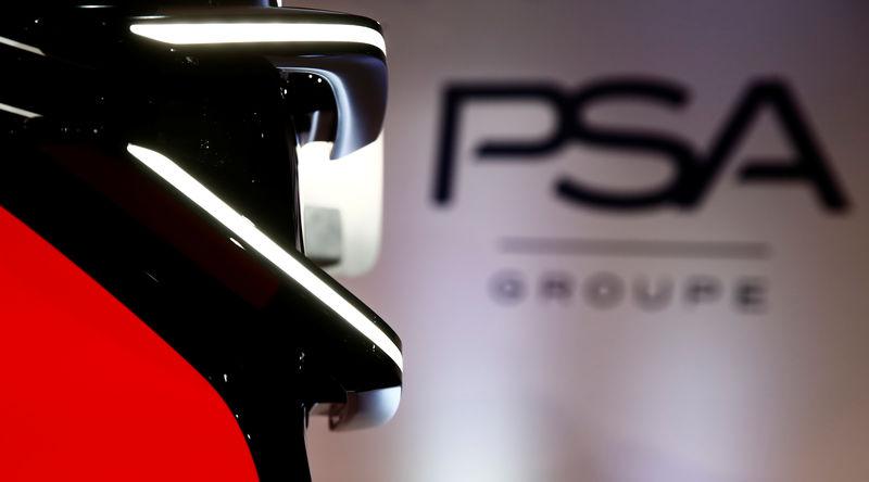 French car maker PSA opens $630 million Morocco plant