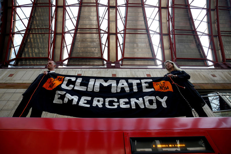 British parliament to hold Citizens' Assembly on climate crisis