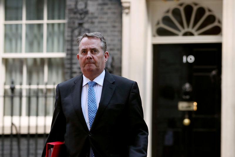 Trade minister Fox dismisses idea of 'standstill' tariff-free EU commerce