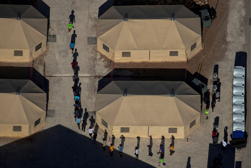 Wayfair employee walkout called over alleged furniture sales to U.S. migrant camp